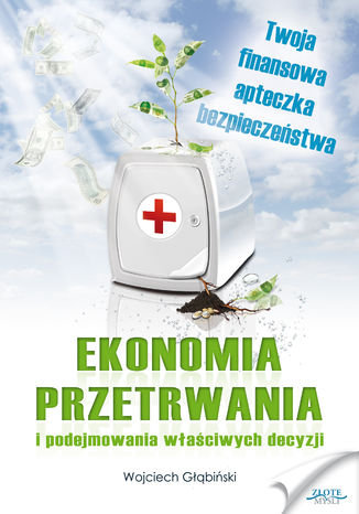 Okładka książki/ebooka Ekonomia przetrwania
