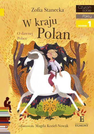 Okładka książki/ebooka W Kraju Polan