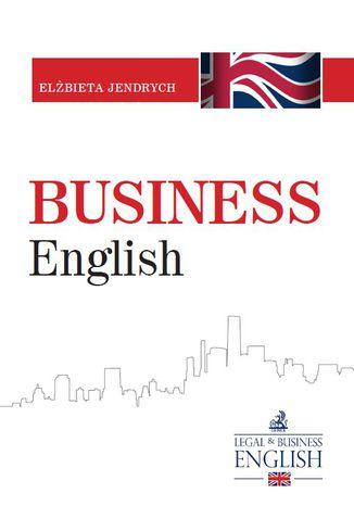 Okładka książki/ebooka Business English
