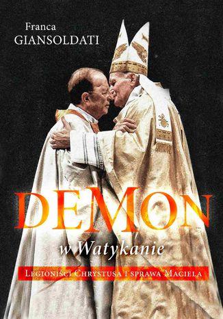 Okładka książki/ebooka Demon w Watykanie