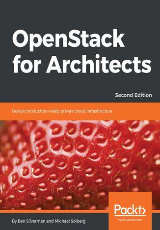 Okładka książki/ebooka OpenStack for Architects