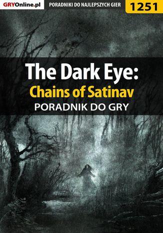 Okładka książki/ebooka The Dark Eye: Chains of Satinav - poradnik do gry