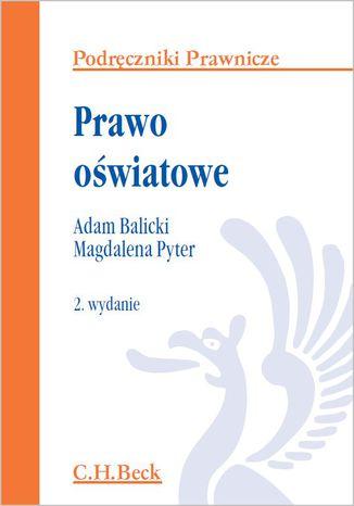 Okładka książki/ebooka Prawo oświatowe. Wydanie 2