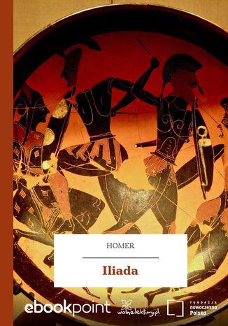 Okładka książki/ebooka Iliada