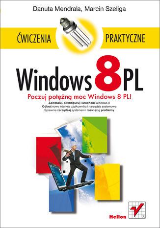 Okładka książki/ebooka Windows 8 PL. Ćwiczenia praktyczne