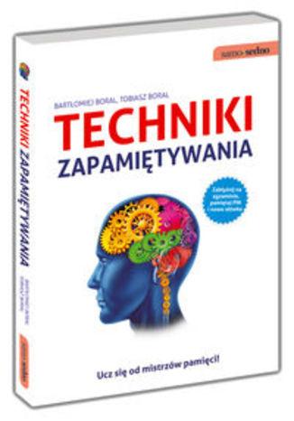 Okładka książki/ebooka Techniki zapamiętywania
