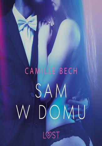 Okładka książki/ebooka Sam w domu - opowiadanie erotyczne