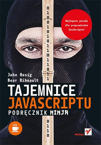 Okładka książki/ebooka Tajemnice JavaScriptu. Podręcznik ninja