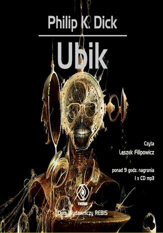Okładka książki/ebooka Ubik