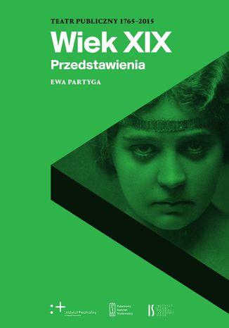 Okładka książki/ebooka Wiek XIX. Przedstawienia