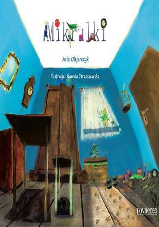 Okładka książki/ebooka Mikrulki
