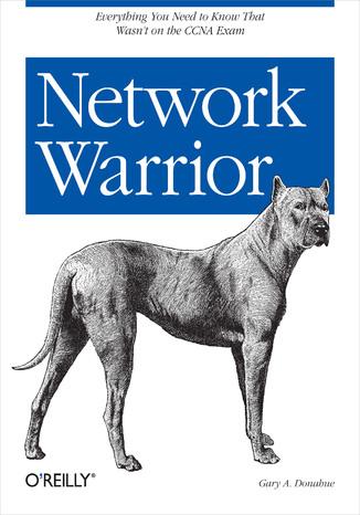 Okładka książki/ebooka Network Warrior