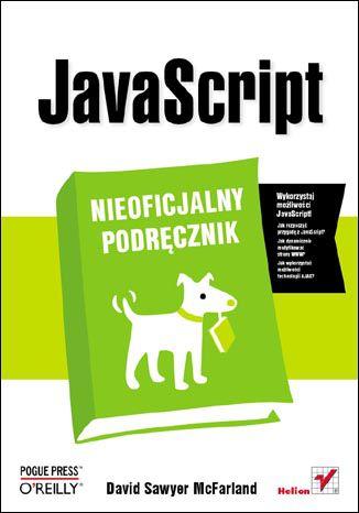 Okładka książki/ebooka JavaScript. Nieoficjalny podręcznik