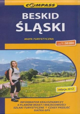Okładka książki/ebooka Beskid Śląski. Mapa Compass 1:50 000