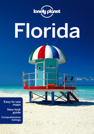 Okładka książki/ebooka Floryda. Przewodnik Lonely Planet