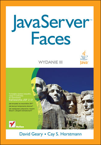 Okładka książki/ebooka JavaServer Faces. Wydanie III