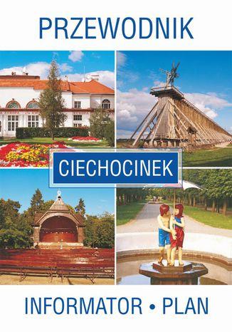 Okładka książki/ebooka Ciechocinek. Przewodnik. Informator. Plan