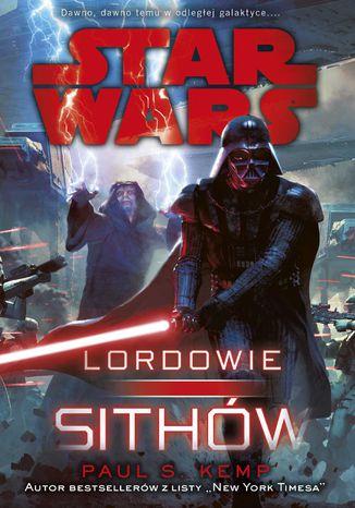 Okładka książki/ebooka Star Wars. Lordowie Sithów