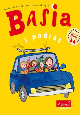 Okładka książki/ebooka Basia i podróż
