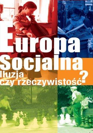 Okładka książki/ebooka Europa socjalna