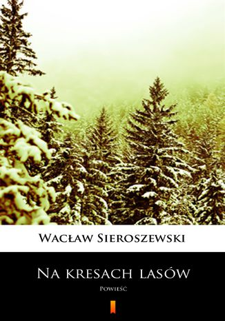 Okładka książki/ebooka Na kresach lasów. Powieść