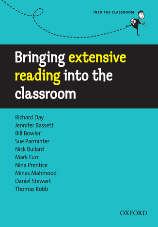 Okładka książki/ebooka Bringing extensive reading into the classroom - Into the Classroom