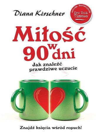 Okładka książki/ebooka Miłość w 90 dni