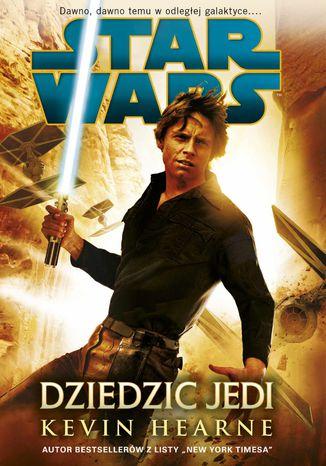 Okładka książki/ebooka Star Wars. Dziedzic Jedi