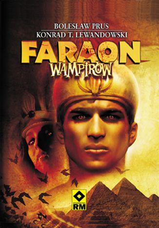Okładka książki/ebooka Faraon wampirów