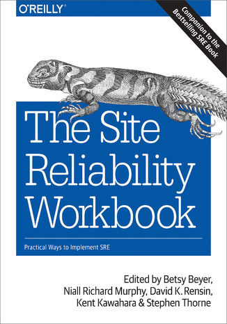 Okładka książki/ebooka The Site Reliability Workbook. Practical Ways to Implement SRE
