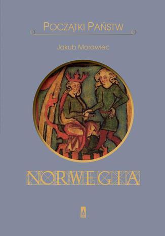 Okładka książki/ebooka Początki państw. Norwegia
