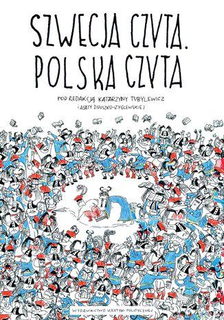 Okładka książki/ebooka Szwecja czyta Polska czyta