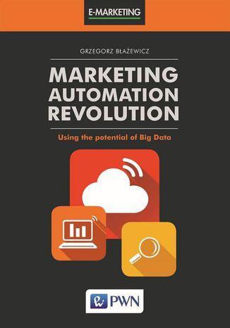 Okładka książki/ebooka Marketing Automation Revolution