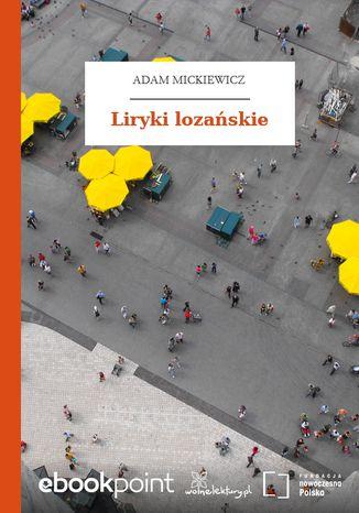 Okładka książki/ebooka Liryki lozańskie