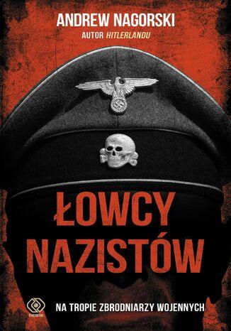 Okładka książki/ebooka Łowcy nazistów