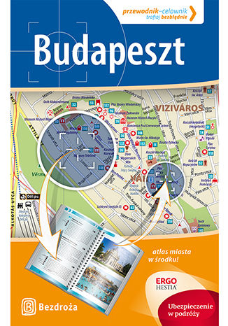 Okładka książki Budapeszt. Przewodnik-celownik. Wydanie 2