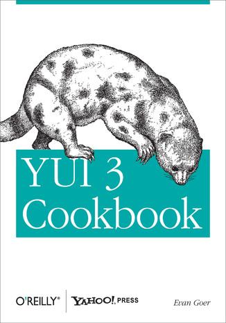 Okładka książki/ebooka YUI 3 Cookbook