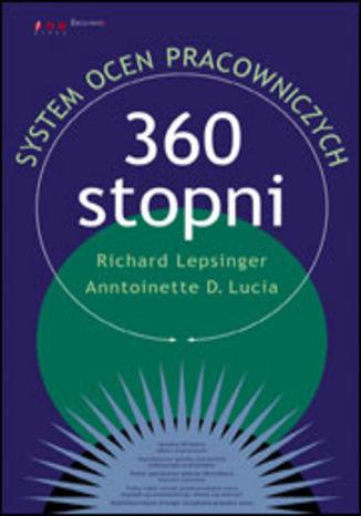 Okładka książki 360 stopni. System ocen pracowniczych