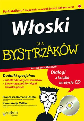 Okładka książki/ebooka Włoski dla bystrzaków. Wydanie II