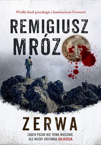 Okładka książki/ebooka Zerwa. Seria z komisarzem Forstem. 5.