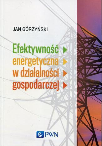 Okładka książki/ebooka Efektywność energetyczna w działalności gospodarczej