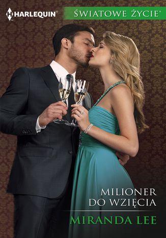 Okładka książki/ebooka Milioner do wzięcia