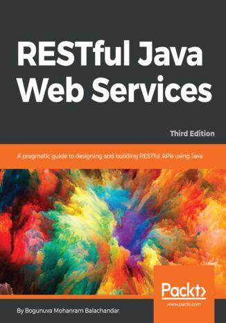 Okładka książki/ebooka RESTful Java Web Services - Third Edition