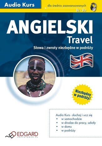 Okładka książki/ebooka Angielski Travel