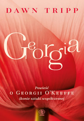 Okładka książki/ebooka Georgia. Powieść o Georgii OKeeffe