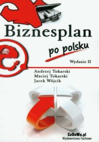 Okładka książki Biznesplan po polsku
