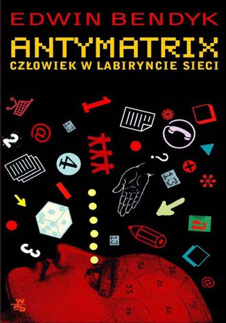 Okładka książki/ebooka Antymatrix