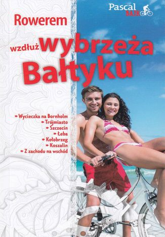 Okładka książki/ebooka Rowerem wzdłuż Wybrzeża Bałtyku