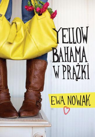 Okładka książki/ebooka Yellow bahama w prążki