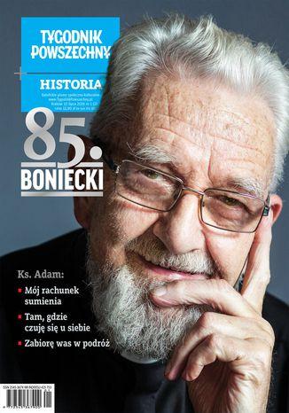 Okładka książki/ebooka Tygodnik Powszechny Historia: 85.BONIECKI